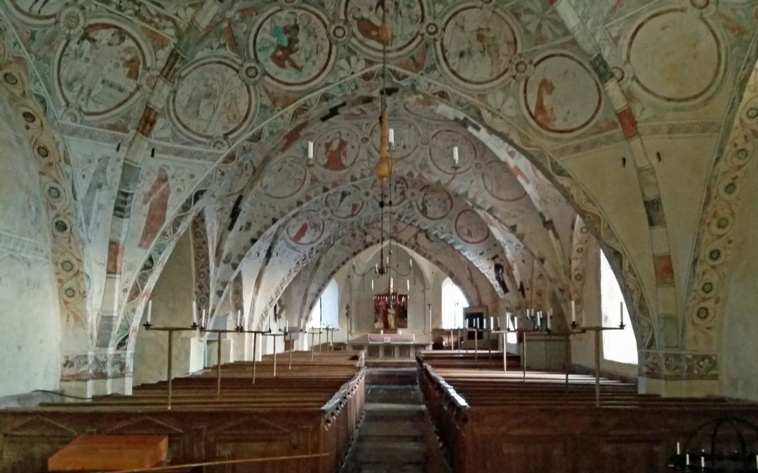 Kyrkokonsert i Risinge S:ta Maria